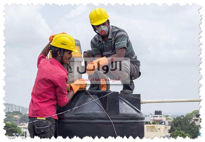 شركة تنظيف خزانات بالرياض شركة الاوائل 0500091013 شركة-تنظيف-
